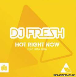 DJ Fresh ft. Rita Ora - Hot Right Now (Official Video)