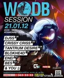21 января 2012 - THE WORLD OF DRUM&BASS session